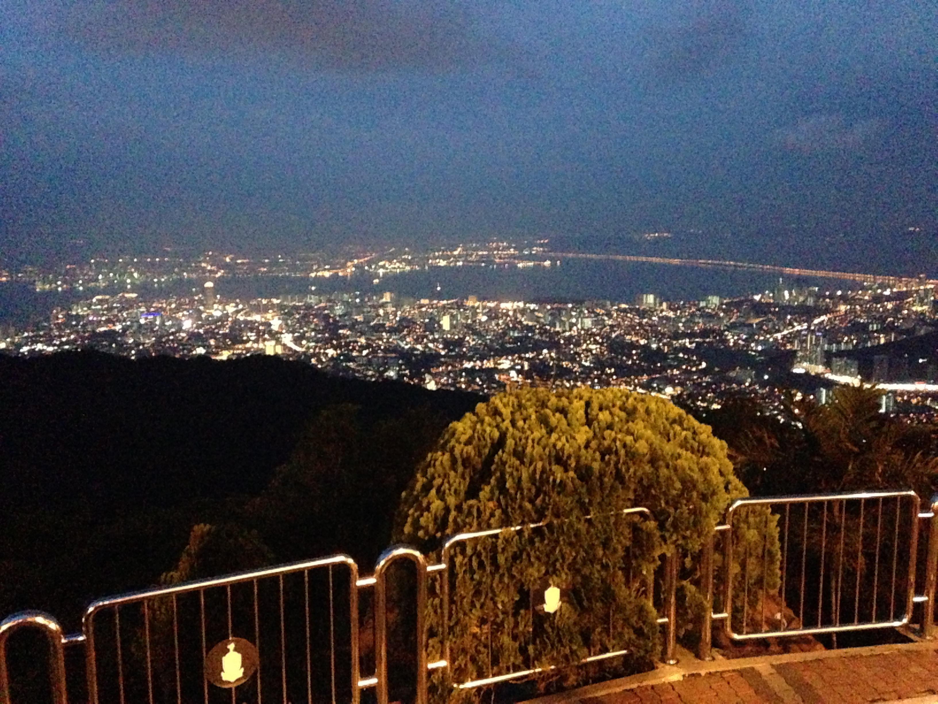 how to get to penang hill